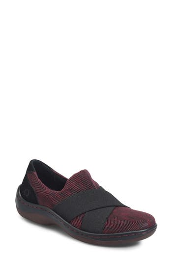 B?rn Banshee Slip-On, Burgundy