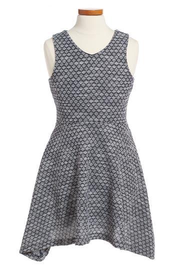 Girl's Elisa B Lolita Sleeveless Skater Dress