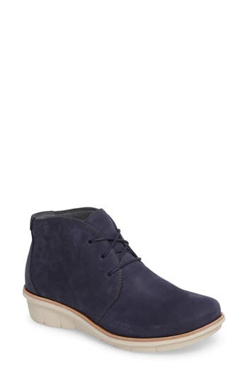 Dansko Joy Bootie-6- Blue