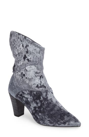 Women's Free People Moonlight Velvet Bootie