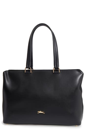 Longchamp Honore 404 Leather Tote -