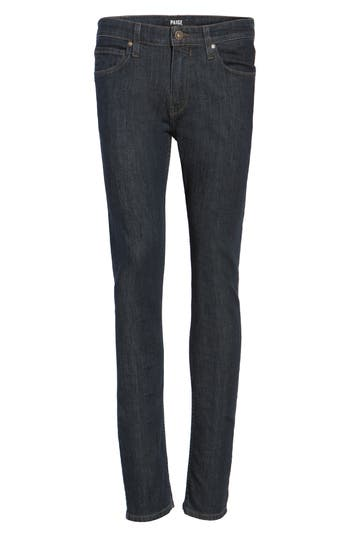 Paige Legacy - Croft Skinny Fit Jeans, Blue