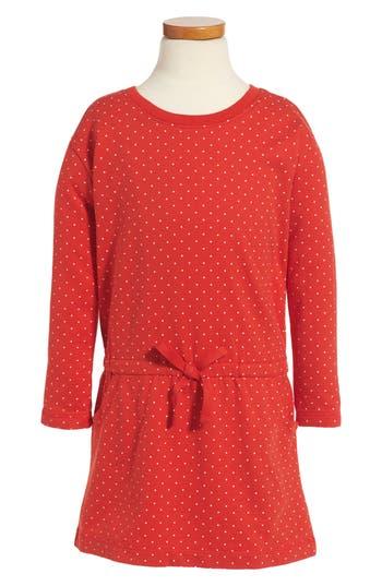 Toddler Girl's Tea Collection Dotty Dress