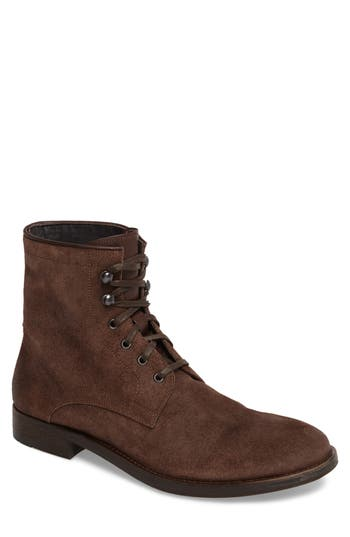 To Boot New York Astoria Plain Toe Boot- Brown