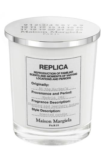 Maison Margiela Replica At The Barbers Candle