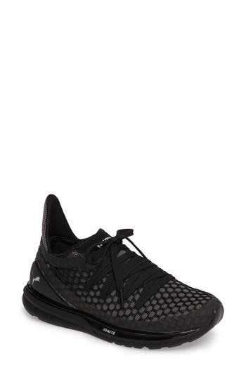 Women's Puma Ignite Limitless Netfit Running Shoe at NORDSTROM.com