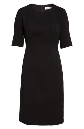 Eliza J Crepe Sheath Dress