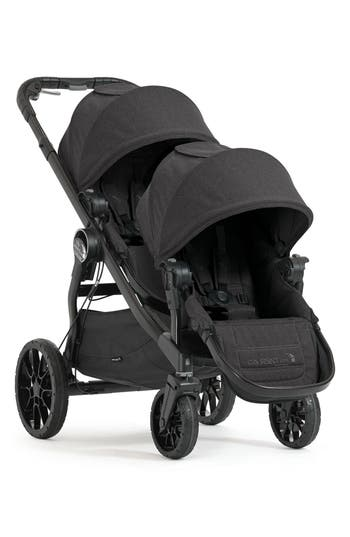 Infant Baby Jogger City Select Lux Stroller With Second Seat Size One Size  Black