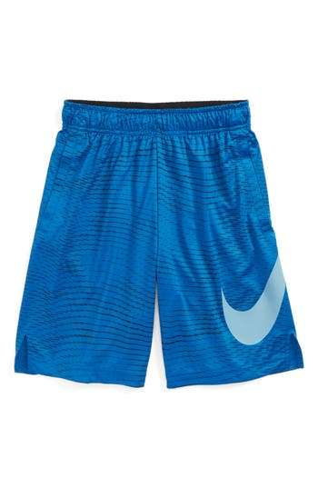 Boy's Nike Aop Dry Shorts