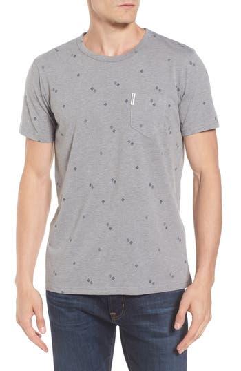 Ben Sherman Graphic T-Shirt, Grey