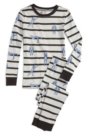 Boys Tucker  Tate Fitted TwoPiece Pajamas