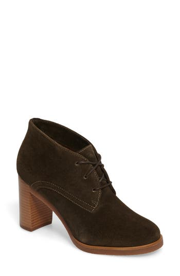 Johnston & Murphy Alayna Lace-Up Bootie, Brown