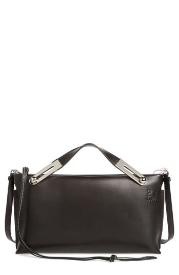 Loewe Missy Lambskin Leather Shoulder Bag -