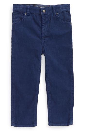 Toddler Boy's Burberry Langston Corduroy Skinny Pants
