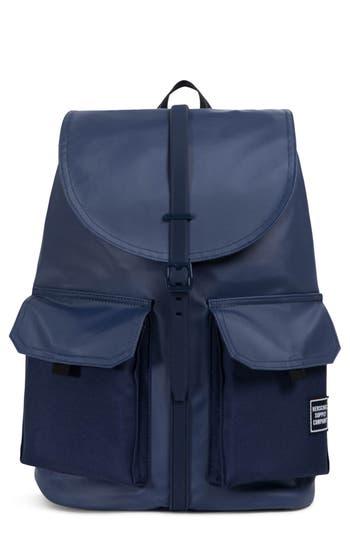 Herschel Supply Co. Dawson Studio Collection Backpack - Blue/green