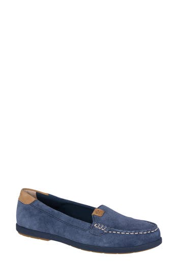 Sperry Coil Mia Loafer, Blue