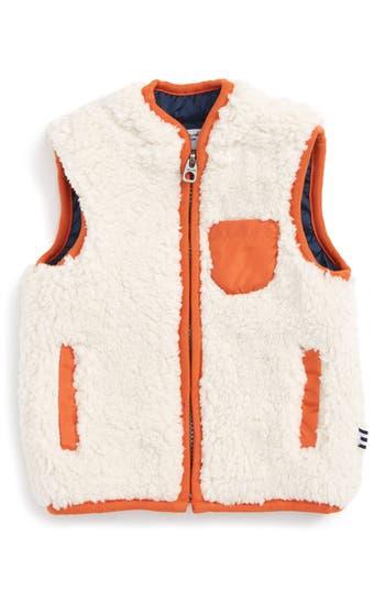 Splendid Boys Reversible Sherpa Vest  Baby