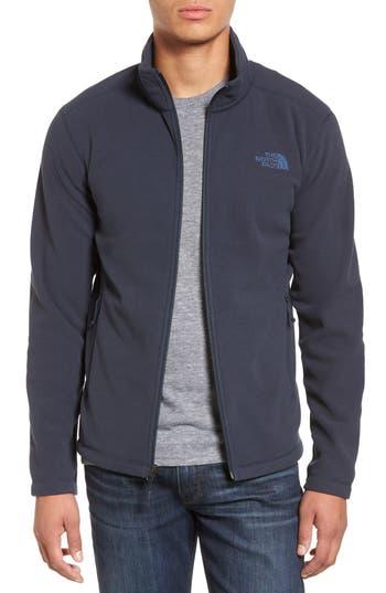 The North Face Cap Rock Fleece Jacket, Blue