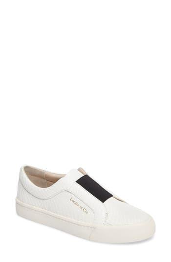 Louise Et Cie Bette Slip-On Sneaker, Beige