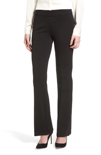 Sentimental Ny Flare Leg Pants, Black