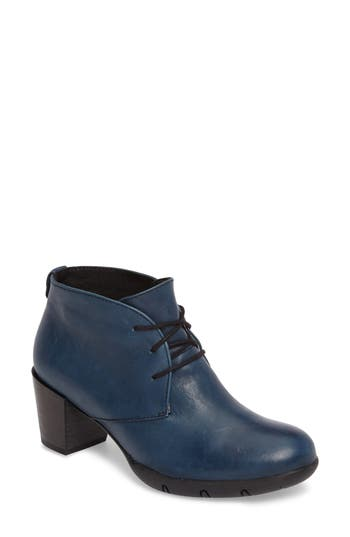 Wolky Bighorn Bootie - Blue