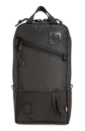 Topo Designs Trip Backpack - Black