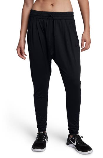 Nike Dry Lux Flow Training Pants, Black