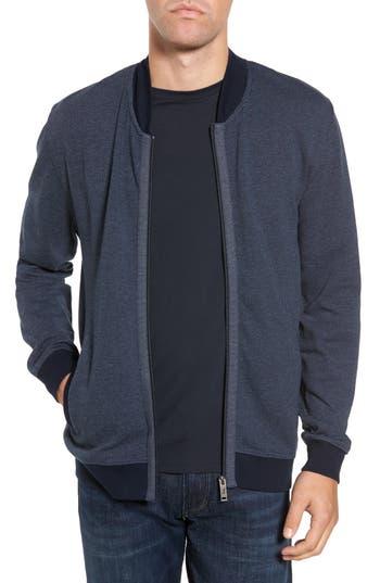 Rodd & Gunn Alderson Ave Fleece Jacket, Blue