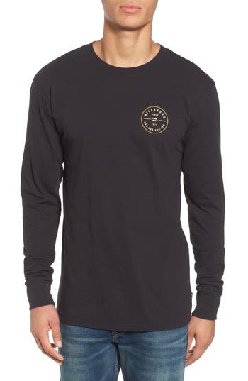 Billabong Rotor Graphic T-Shirt, Black