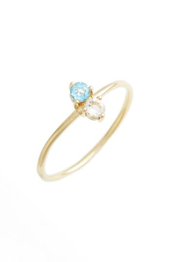 Bony Levy Birthstone Stacking Ring