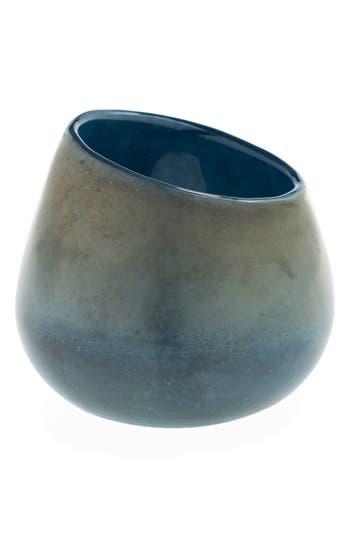 Accent Decor Sable Vase, Blue