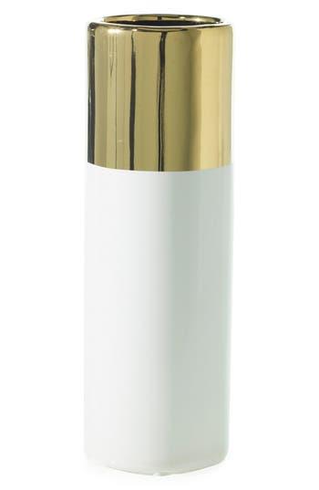 Accent Decor Klein Vase, White