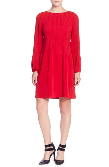 Catherine Catherine Malandrino Petra Dress, Red