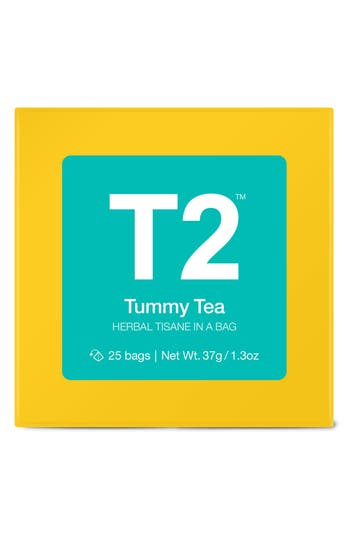 T2 Tea Tummy Tea Gift Box, Size One Size - Blue