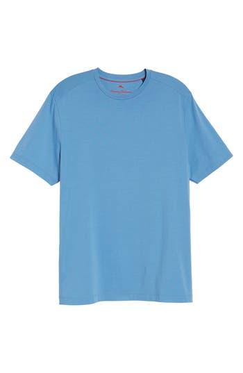 Big & Tall Tommy Bahama Tropicool T-Shirt - Blue