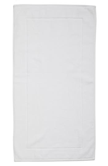 Sferra Sarma Bath Rug, Size One Size - White