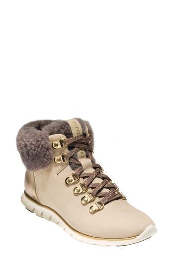 Cole Haan Zer?grand Hiker Boot, Beige