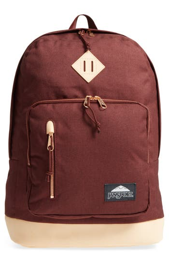 Jansport Red Rocks Axiom Backpack - Red
