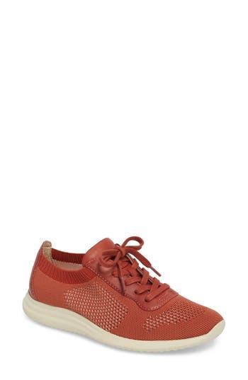 Sofft Novella Sneaker, Orange