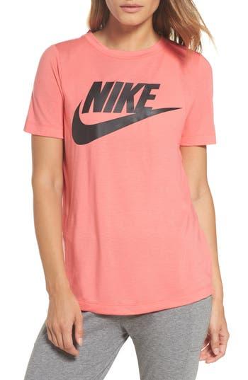 Nike Sportswear Essential Tee, Pink