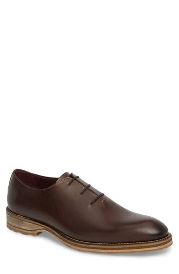 Mezlan Pego Wholecut Oxford, Brown