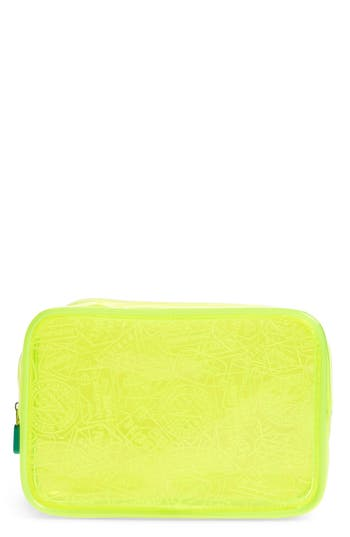 Flight 001 'X-Ray' Neon Quart Bag - Yellow at NORDSTROM.com
