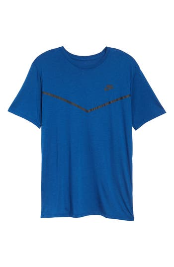 Nike Nsw Tb Tech T-Shirt, Blue