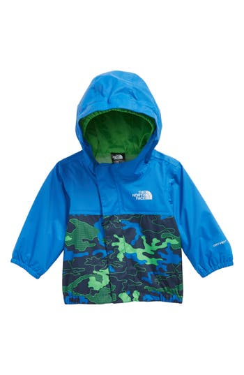 Infant Boys The North Face Tailout Hooded Rain Jacket