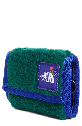 The North Face Ok Base Camp Wallet - Green