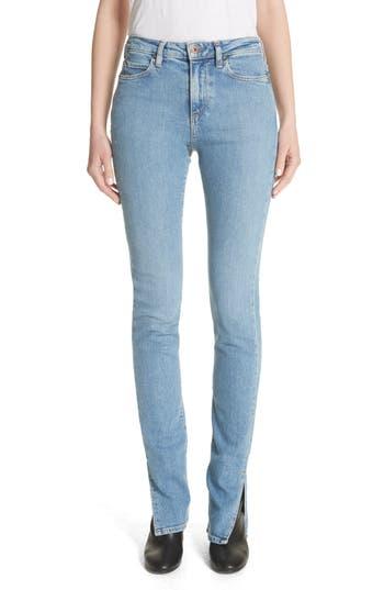 Lowry Split Hem Jeans