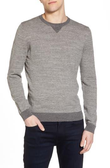 Boss Pintor Slim Fit Fineline Stripe Sweater