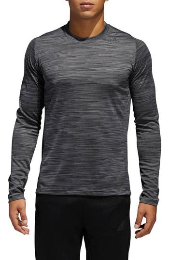 adidas Ultimate Tech Long Sleeve T-Shirt