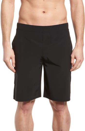 Hurley Alpha Trainer 2.0 Shorts, Black