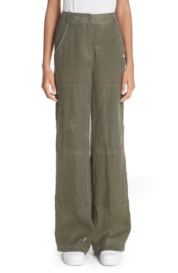 Off-White Cargo Pants, US / 40 IT - Green